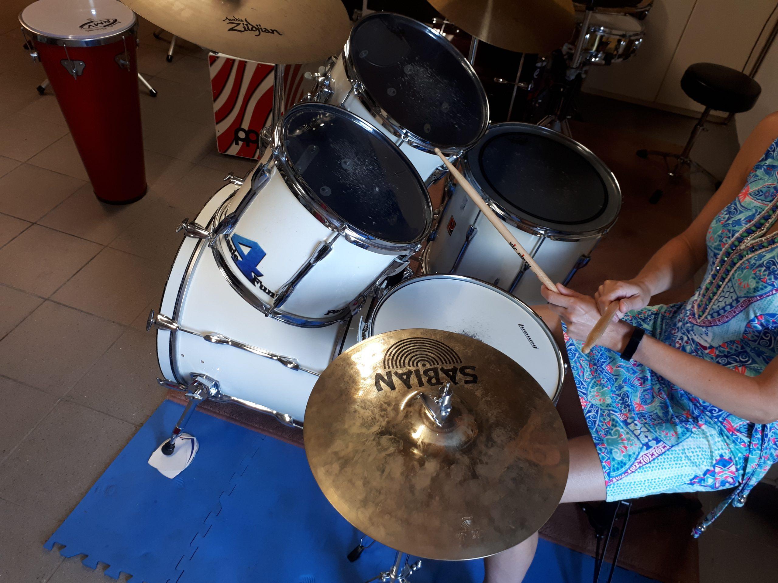 Bruce Springsteen drumles.