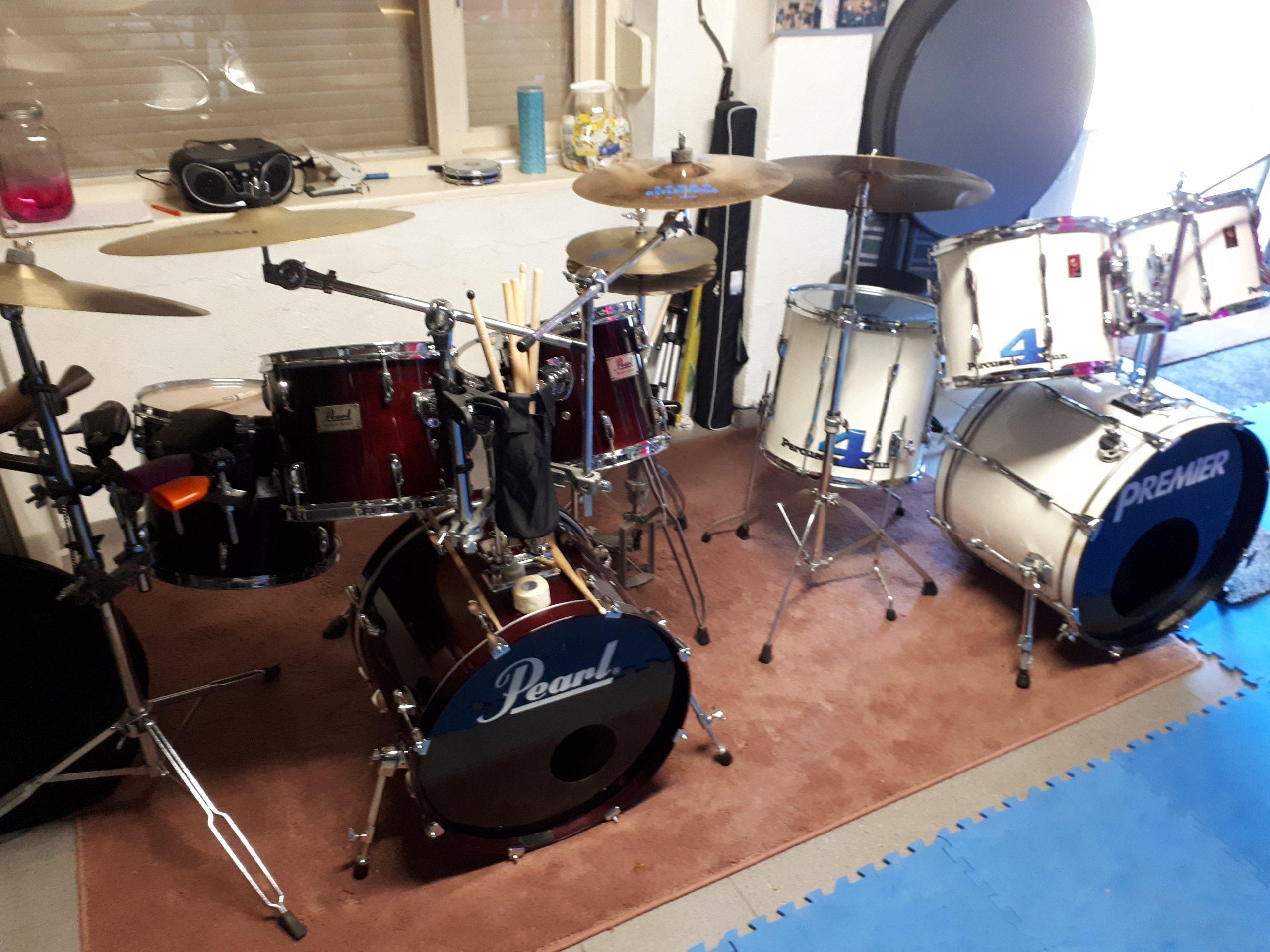 percussie als ontspanning op locatie in Oss