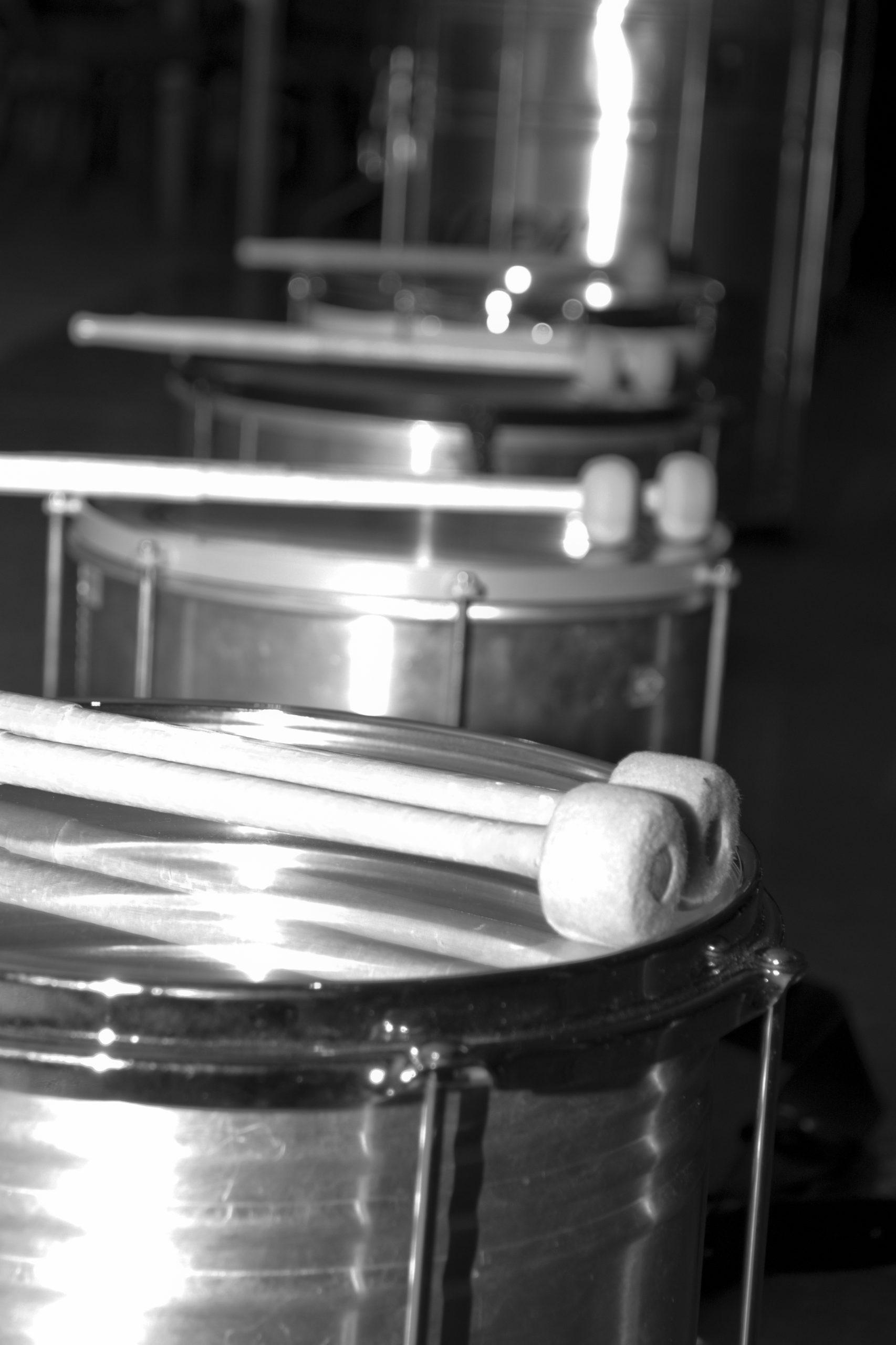 Leer Surdo spelen in een Samba band