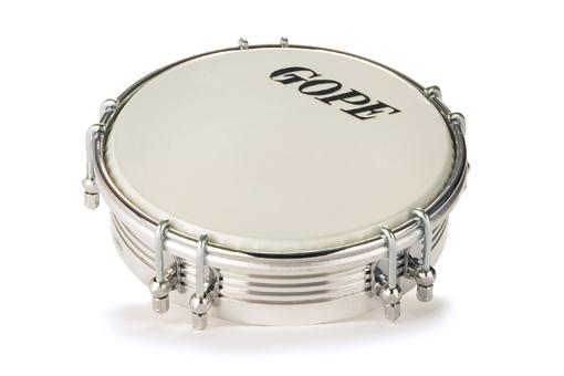 Leer Tamborim spelen bij percussie4fun uit Oss
