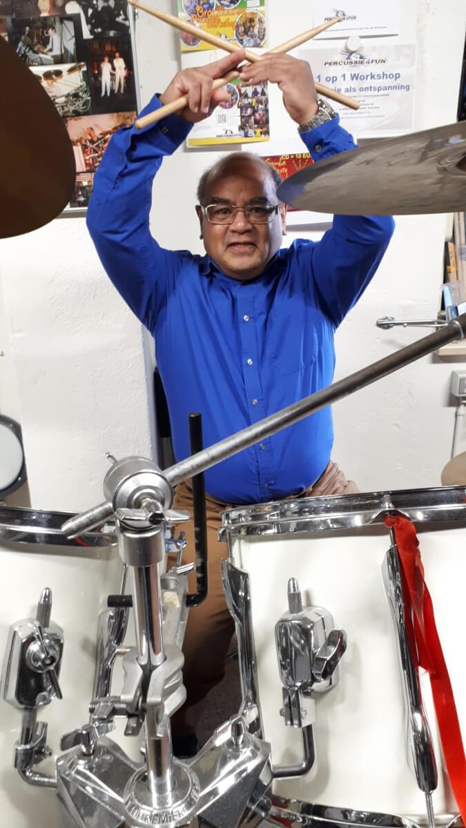 Drumles voor beginners